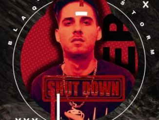 BlaqStorm, The Shutdown, download ,zip, zippyshare, fakaza, EP, datafilehost, album