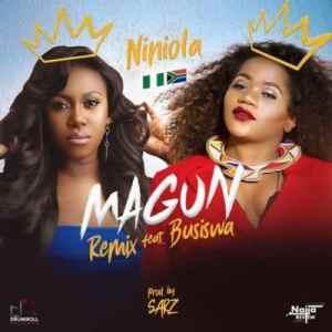 Niniola ft Busiswa – Magun Remix