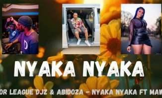 Major League Djz, Abidoza, Nyaka Nyaka, MaWhoo, mp3, download, datafilehost, toxicwap, fakaza