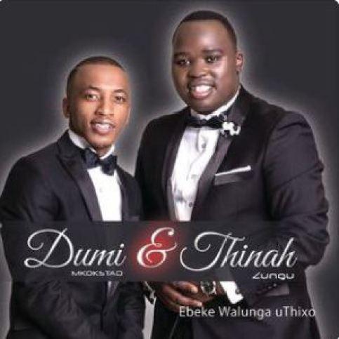 Thinah Zungu & Dumi Mkokstad