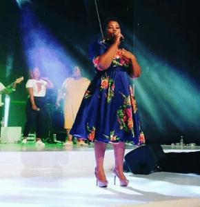 Lebo Sekgobela show