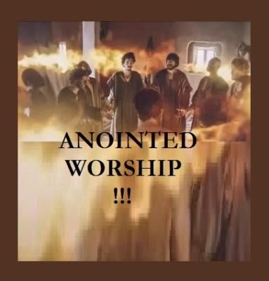 Anointed Worship – Thel'Umoya