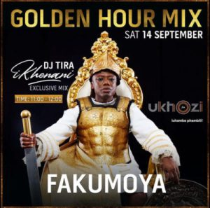 DOWNLOAD mp3: DJ Tira Ukhozi FM Golden Hour Mix fakaza 2018 2019 gqom amapiano afrohouse music mp3 download