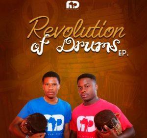 Afrikan Drums – Revolution Of Drum