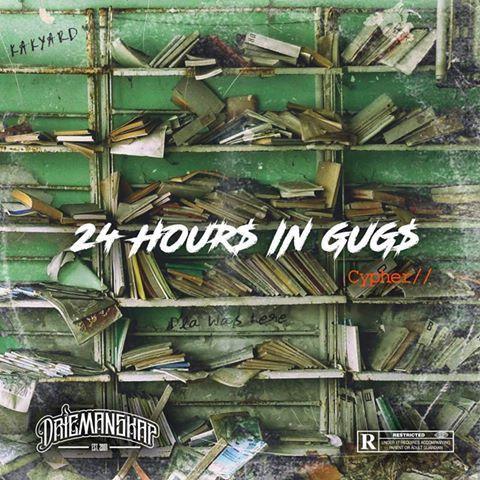 Driemanskap – 24hrs in Gugs [Mp3 Download]-fakazahiphop