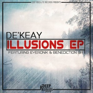 De'KeaY feat. Benediction SA – Volume Out (Original Mix)