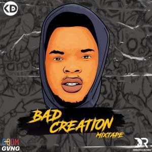K Dot – Bad Creation Mixtape