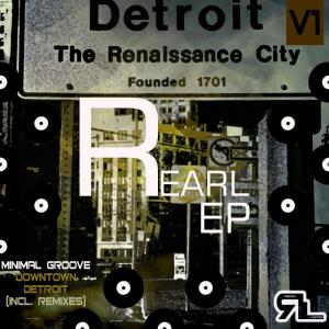 Minimal Groove – Downtown Detroit EP