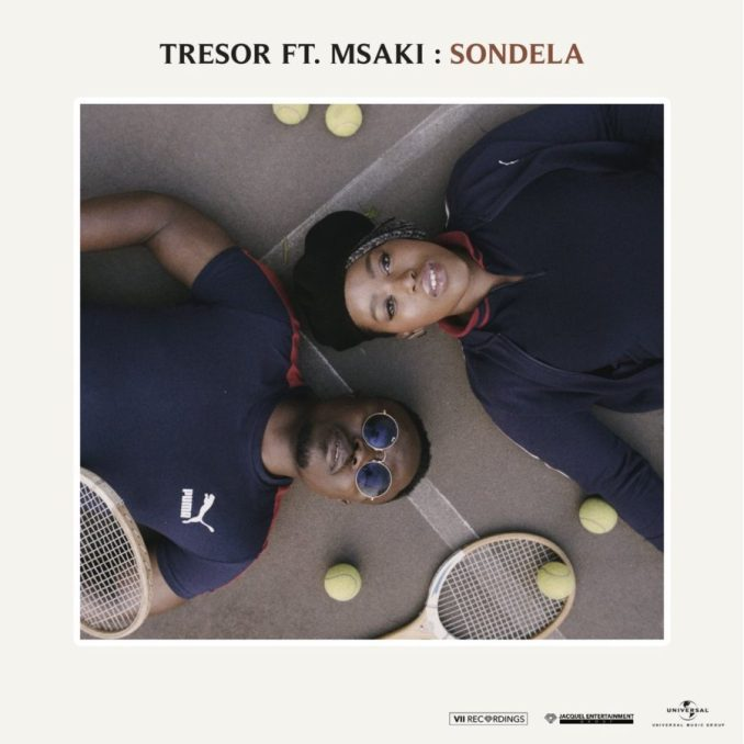 TRESOR – Sondela ft. Msaki (Official Video)