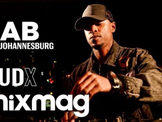 DA CAPO – Afro house Set In The Lab Johannesburg (16-May-2019)