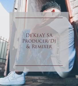 De'KeaY – Stay True (AquaDub Mix)