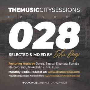 Echo Deep – The Music City Sessions #028
