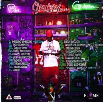 Flame – Candy Man Album Release & Tracklist