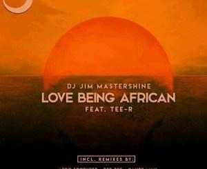 DJ JIM MASTERSHINE FT. TEE-R – LOVE BEING AFRICAN (CANDY MAN REMIX)