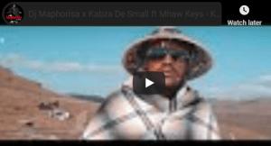 Dj Maphorisa x Kabza De Small ft Mhaw Keys – Koko