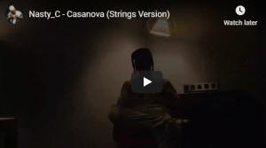 Nasty C – Casanova (Strings Version)