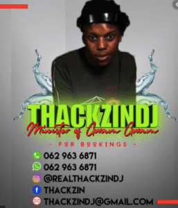 ThackzinDJ – Buya (Main Mix)
