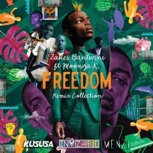 Zakes Bantwini, Moonga K – Freedom (Kususa Remix)