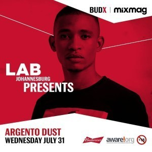 Argento Dust – Vibrant House Set in The Lab Johannesburg