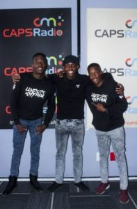 Limpopo Rhythm – CapsRadio Podcast