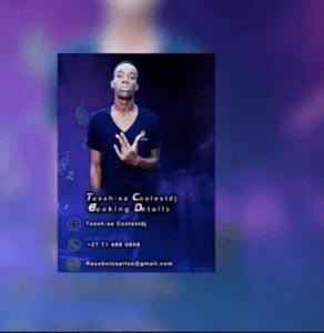 Toosh SA – Where Is My Wife (Afro Drum Hitt)