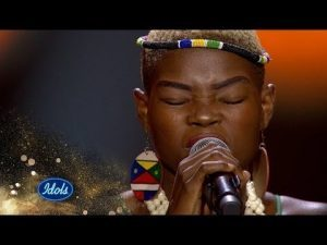 Virginia Qwabe – Lengoma (Idols SA)
