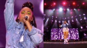 "Dinky Kunene – No Rush ""Remix"" (Idols SA)"