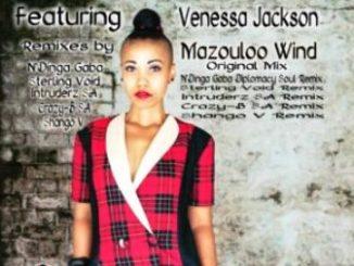 Moniestien & Venessa Jackson – Mazouloo Wind (Intruderz SA Remix)