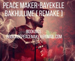 Peace Maker – Bayekele Bakhulume [remake]