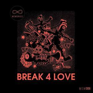 Rocco Rodamaal, Keith Thompson – Break 4 Love (Atjazz Galaxy Aart Remix)