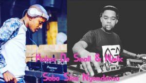 Kabza De Small & Njelic – Saba Sika Ngomdanso