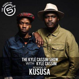 Kususa – 5FM #TheKyleCassimShow Resident Mix (19 October 2019)