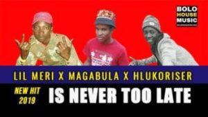 Lil Meri – Is Never Too Late Ft. Magabula & Hlukoriser