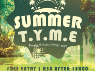 DJ Kwena – Summer TYME 2019 Promo Mix