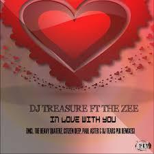DJ Treasure, The Zee – InLove With You (DJ Tears PLK Special Heavy Mix)