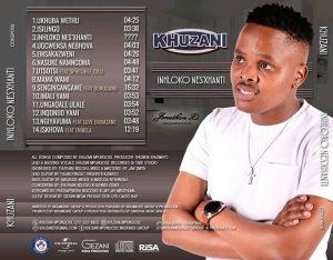 Khuzani – Inhloko Nes'xhanti (Cover Artwork & Tracklist)