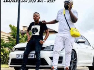 Mr West – AmaPiano JAN 2020 Mix Ft. MFR Souls, Shasha & Vigro