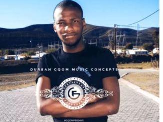 Chustar – GqomFridays Mix Vol.143