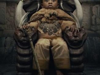 Vigro Deep – Rise Of A Baby Boy (Album Art)