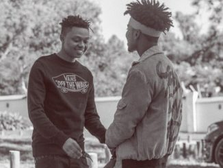 A-Reece and Flame get into a public brawl