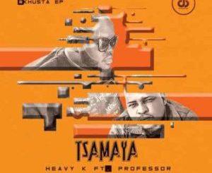 Heavy K – Tsamaya Ft Professor