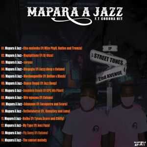 ALBUM: Mapara A Jazz – Street Tunes 2nd Avenue