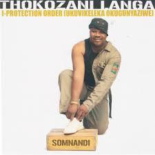 Thokozani Langa – I – Protection order