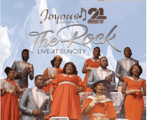 Joyous Celebration – My Soul Says Yes (Live)