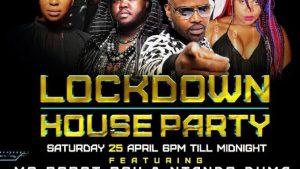 Sje Konka & Freddy K – Channel 0 Lockdown House Party