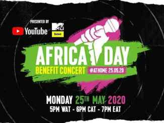 VIDEO: Africa Day Benefit Concert At Home Ft. Kabza De Small & Others