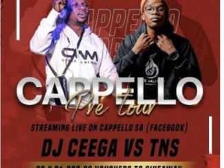 TNS – Cappello Pre Tour Mix
