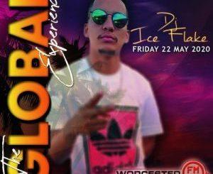 DJ Ice Flake – The Global Experience (Fri 22 May)