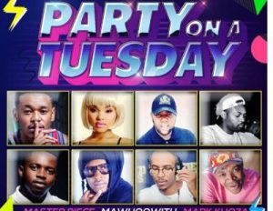 Dj Jaivane – Party On A Tuesday