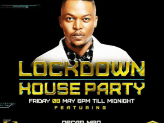 Oscar Mbo – Lock Down House Party (Deep House)